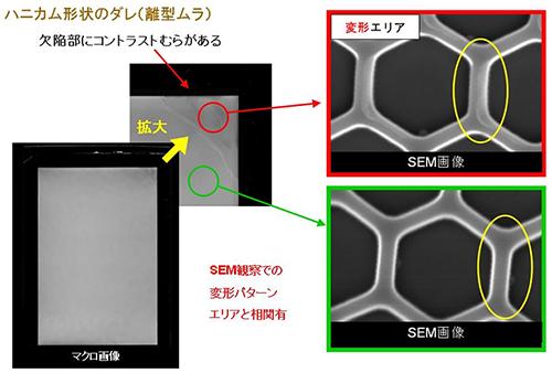 大面積ナノパターン検査装置の詳細