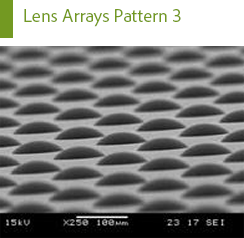 Lens Arrays Pattern 3