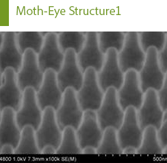 Moth-Eye Structure1