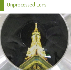 Unprocessed Lens