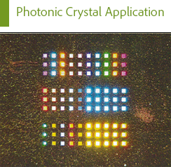 Photonic Crystal Application
