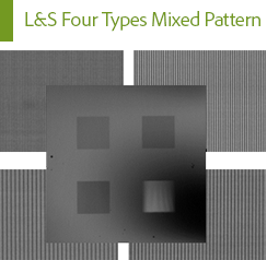 L&S Four Types Mixed Pattern